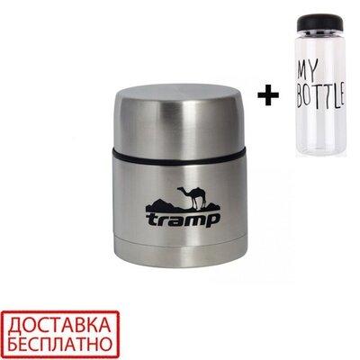Термос пищевой Tramp 0. 5 л TRC-077 и Подарок