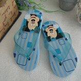 Суперовые вьетнамки Disney 27р,ст 17см.мега выбор обуви и одежды