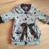 Пальто 122-128 см, пальто 7 лет, школьное пальто 7 лет