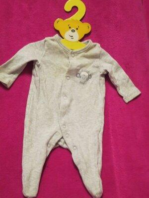 Одежда.бодик.человечек.2,700 кг.для маловесных малышей.маловагових.недоношенных.недоношених.George