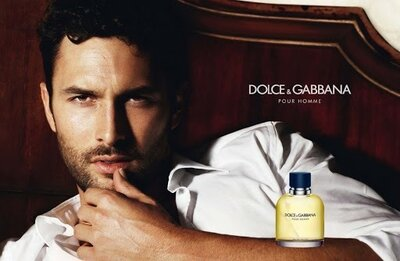 Dolce&Gabbana Pour Homme, оригинал, остаток