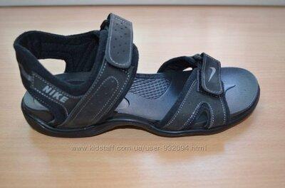 Кожаные мужские сандалии Скидка