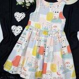 Платье Marks & Spenser 6 - 7 лет, 116 - 122 см.