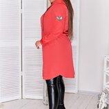 куртка Цвета красный, горчица, синий, черный Ткань плащовка канада Длина куртки 104 см. Длина ру