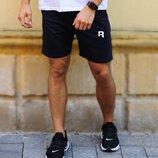 Шорты мужские трикотажные Reebok шорти чоловічі рібок шорты спортивные
