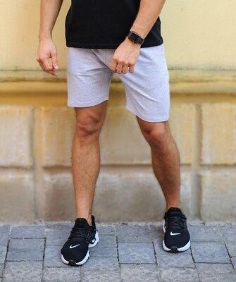 Шорты мужские трикотажные шорти чоловічі шорты спортивные