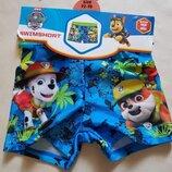 Плавки Disney 92-98р