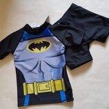 Купальный костюм Disney с защитой UV 50. Размер 86-92, 98-104