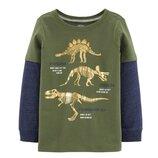 Реглан для мальчика рр.146-164 Динозавр Carters Картерс