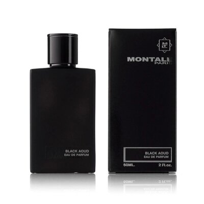 Мужской мини парфюм Montale Black Aoud - 60 мл M-5