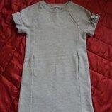 Стильное платье Next стиль спорт на 10 и 14 лет