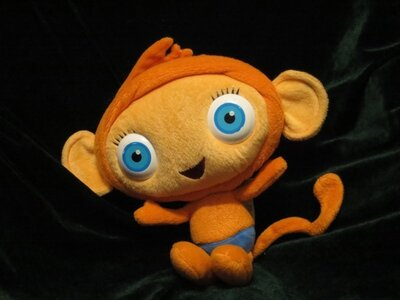 Обезьяна.мавпа.мартышка.обезьянка.интерактивная игрушка.мягка іграшка.мягкие игрушки.Fisher Price