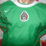 Спортивная футбольная футболка Nike Найк зб Мексики .л-хл .