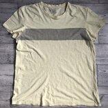 Футболка Calvin Klein Body Fit Light Yellow T-shirt