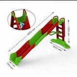 Горка для катания 400 см Мега большая Doloni