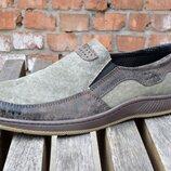 Туфли мокасины мужские Casual СТ-03-3