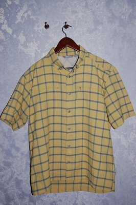 Рубашка трекинговая salewa 5c dry ton,, оригинал, на 52 р-р. l