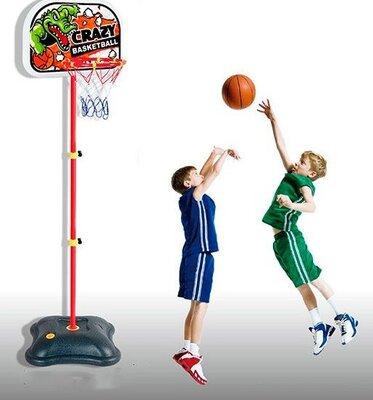 Баскетбольное кольцо на стойке HF 608 высота 156 см