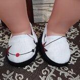 Обувь для кукол Беби Борн. Большой выбор. Ручная работа