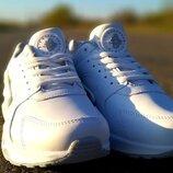 Женские кроссовки найк Nike Huarache Fragment Desing белые
