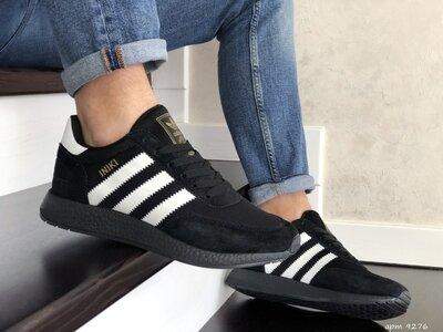 Мужские кроссовки Adidas iniki, в разных цветах