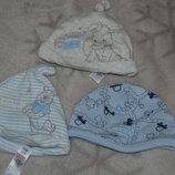 шапочки новорожденном Disney 0-3 мес Англия