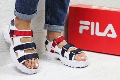 сандалии Fila 36.37.38.39.40 размер, босоножки, спортивные