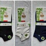 Мужские укороченные носки с сеткой Byt Club . 6 пар ассорти.Турция