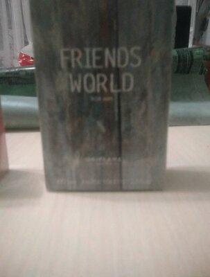 Туалетная вода Friends World For Him