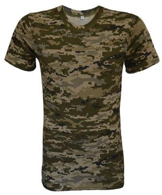 Камуфляжна футболка Зсу