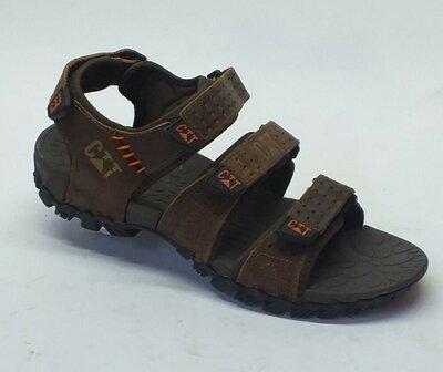 Мужские кожаные сандали 2012-37
