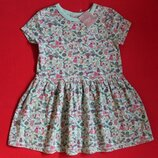 Платье Next для девочки 2-3 года