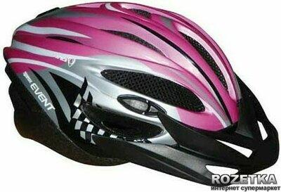 Продано: Шлем Tempish Event размер L Pink 10200109/pink/L