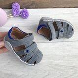 Летняя кожаная обувь
