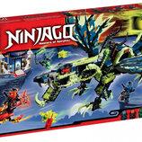 Конструктор LEGO NINJAGO - Атака дракона Моро 70736 лего ниндзяго