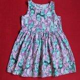 Платье,сарафан H&M для девочки 3-4 года