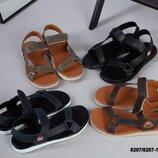 Код 8207 Мужские сандали сезон лето размеры 40-45 материал натуральная кожа внутри кожа подошва