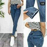 Стильные джинсы скинни