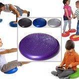 Балансировочная подушка массаж для детей и взрослых