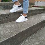 Білі жіночі кеди білі кросівки, белые женские кроссовки кеды
