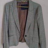 Пиджак жакет с налокотниками
