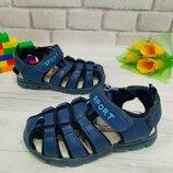 Спортивные сандали для мальчиков Том.м 26-31 босоножки сандалі на хлопчика сандалі