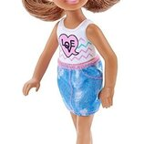Barbie Барби клуб Челси club Chelsea Doll