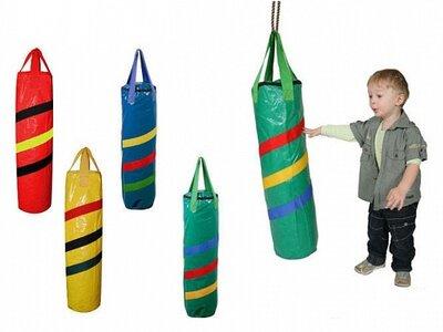 Боксерская груша для занятий боксом для детской площадки