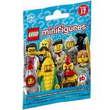 LEGO Minifigure Полная коллекция минифигурок 17-й выпуск 71018