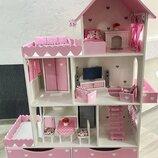 Кукольный домик, ляльковий будиночок, домик для барби, детский домик