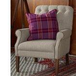 Плотный декоративный чехол на подушку от TCM Tchibo, хлопок 100%, р. 50 х 50 см
