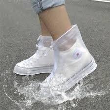 Водонепроницаемые чехлы на обувь от дождя