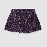 Marks&Spencer Удобные мягкие вискозные шорты на девочку 12-13 лет, р.158 см