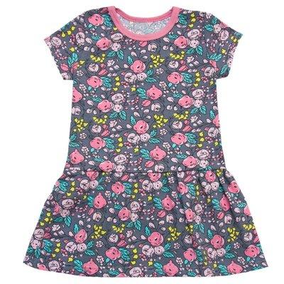 Трикотажное платье нa лето 92-134